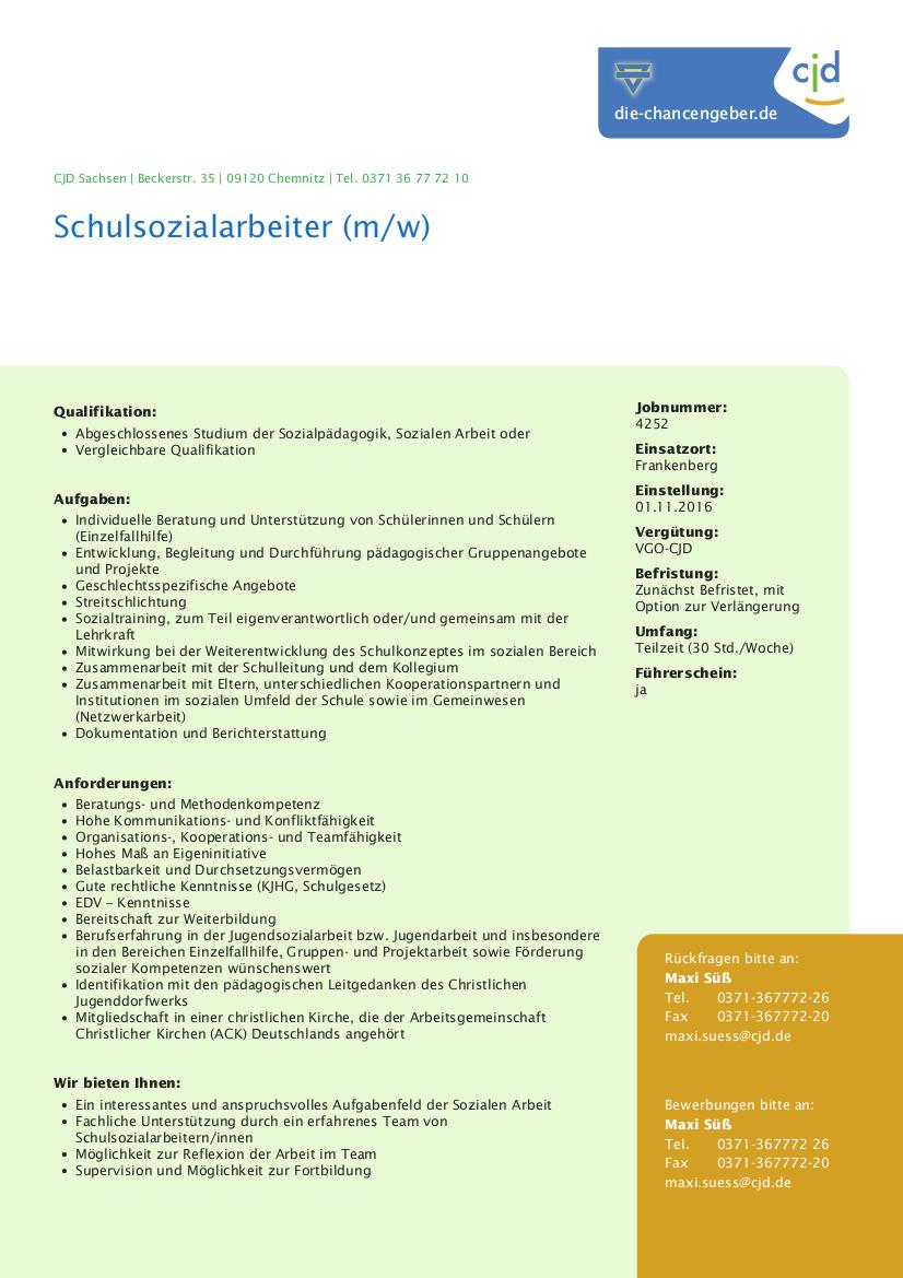 Stellenausschreibungen Lehrer Berlin